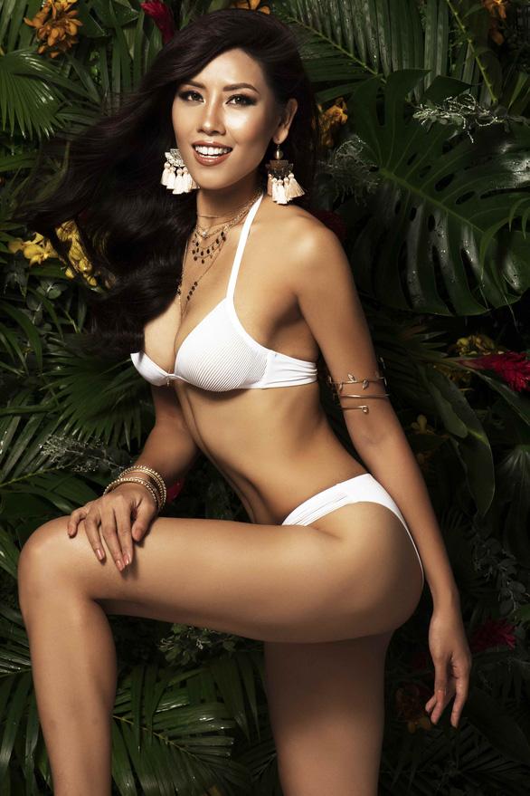 Nguyễn Thị Loan khoe vẻ đẹp bốc lửa trước chung kết Miss Universe 2017 - Ảnh 9.