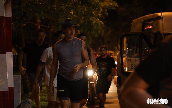 Thủ tướng Canada chạy bộ ở bờ kè kênh Nhiêu Lộc - Thị Nghè - Ảnh 2.