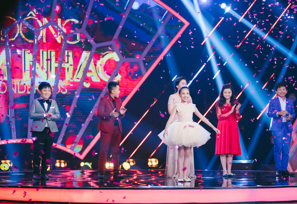 Vũ công 9 tuổi Vân Anh đăng quang Thần đồng âm nhạc - Ảnh 9.