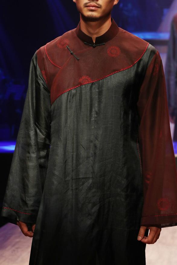 Diệu Fashion show và khi áo dài trên nền nhạc Trịnh - Ảnh 7.