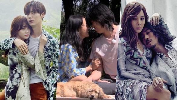 Điểm mặt cặp sao Hàn nổi tiếng hơn sau khi kết hôn - Ảnh 1.