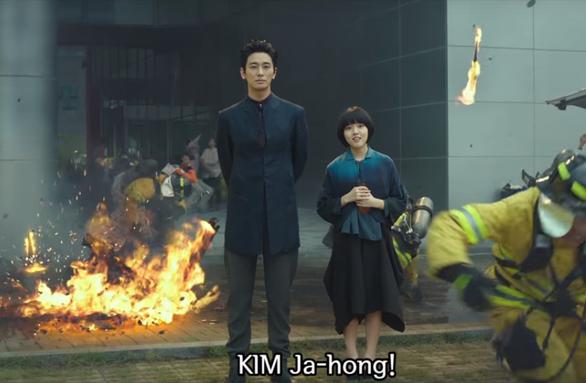 Cha Tae-hyun gửi lời chào Việt Nam nhân ra mắt phim bom tấn - Ảnh 4.