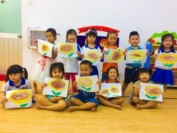 Các em nhỏ đồng hành cùng chương trình Ước mơ của Thúy - Ảnh 14.