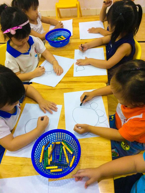 Các em nhỏ đồng hành cùng chương trình Ước mơ của Thúy - Ảnh 16.