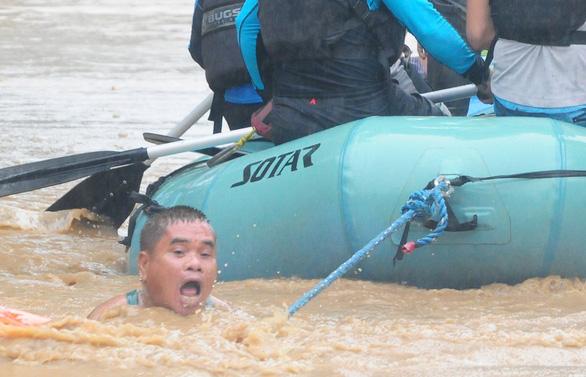 Hơn 100 người thiệt mạng vì bão Tembin ở Philippines - Ảnh 2.