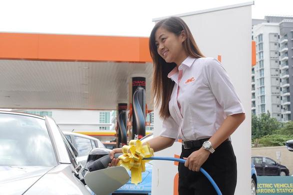 2,7 nghìn tỉ USD để phủ sóng đủ trạm sạc cho xe điện trên toàn cầu - Ảnh 3.