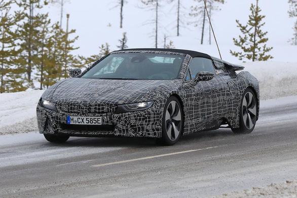 Audi, Volvo, BMW... tung ra xe mới tại Los Angeles Auto Show? - Ảnh 3.
