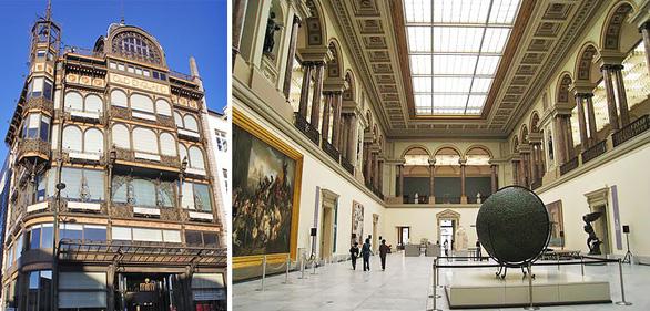 10 hoạt động miễn phí cho du khách khám phá Brussels - Ảnh 9.