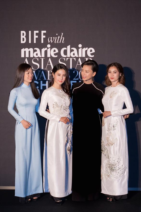 Ninh Dương Lan Ngọc bất ngờ đoạt giải Gương mặt châu Á ở Busan - Ảnh 4.