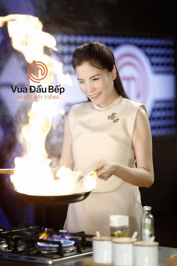 Cô con dâu Bảo Thanh dự thi Vua đầu bếp Việt 2017 - Ảnh 3.