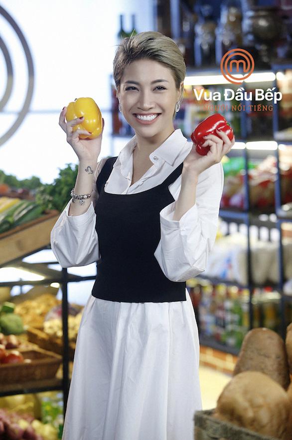 Cô con dâu Bảo Thanh dự thi Vua đầu bếp Việt 2017 - Ảnh 4.