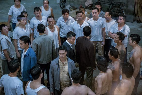 Chân Tử Đơn phải nói tiếng Triều Châu trong Trùm Hương Cảng - Ảnh 6.