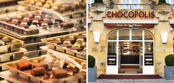 Đến Brussels làm chocolate - Ảnh 2.