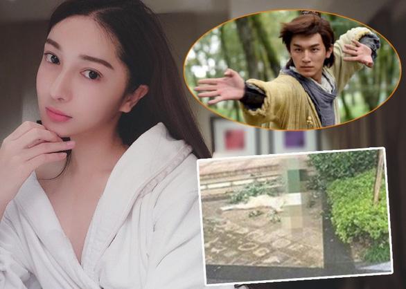 Nữ diễn viên Trung Quốc Nhậm Kiều khỏa thân nhảy lầu tự tử? - Ảnh 2.