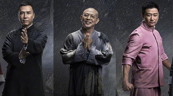 Chân Tử Đan, Lý Liên Kiệt, Ngô Kinh đóng phim của tỉ phú Jack Ma - Ảnh 1.