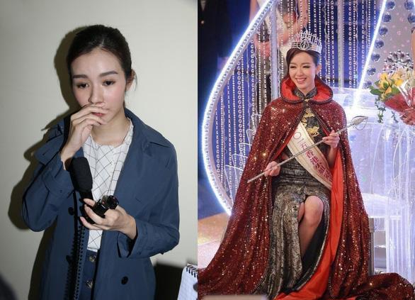Hoa hậu Hồng Kông tiết lộ bị xâm hại tình dục ở Trung Quốc - Ảnh 1.