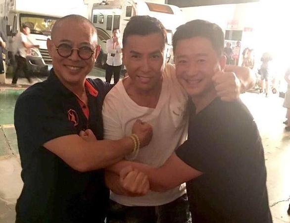 Chân Tử Đan, Lý Liên Kiệt, Ngô Kinh đóng phim của tỉ phú Jack Ma - Ảnh 3.