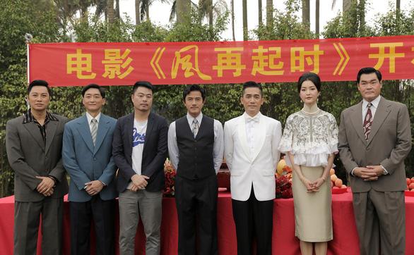 Lương Triều Vỹ đọ sức Quách Phú Thành lần đầu tiên trên màn ảnh - Ảnh 1.