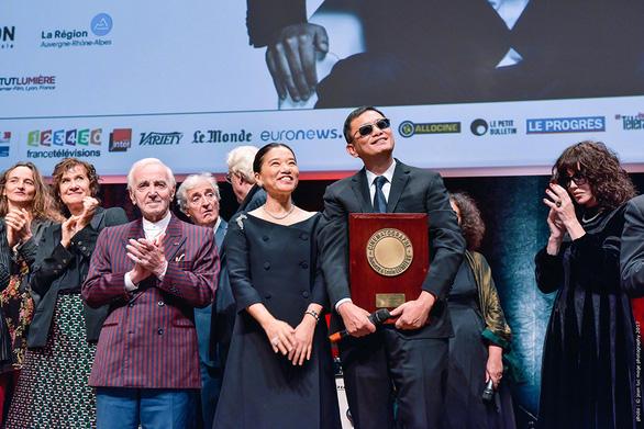 Đạo diễn Vương Gia Vệ nhận giải Thành tựu sự nghiệp Lumière - Ảnh 6.