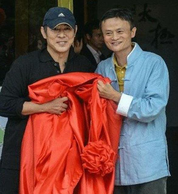 Chân Tử Đan, Lý Liên Kiệt, Ngô Kinh đóng phim của tỉ phú Jack Ma - Ảnh 5.