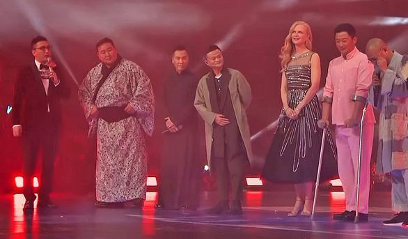 Nicole Kidman bất ngờ xuất hiện trong lễ hội âm nhạc Tianmao - Ảnh 4.