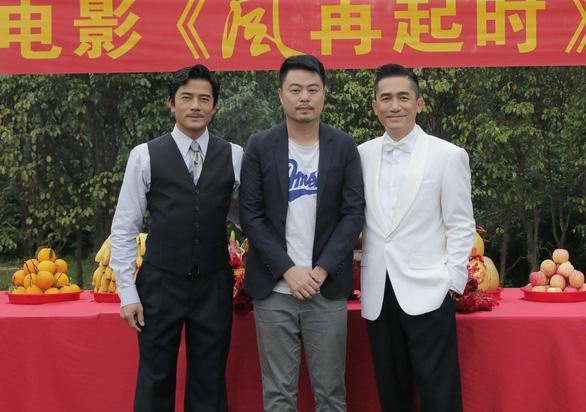 Lương Triều Vỹ đọ sức Quách Phú Thành lần đầu tiên trên màn ảnh - Ảnh 3.