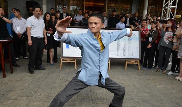 Chân Tử Đan, Lý Liên Kiệt, Ngô Kinh đóng phim của tỉ phú Jack Ma - Ảnh 4.