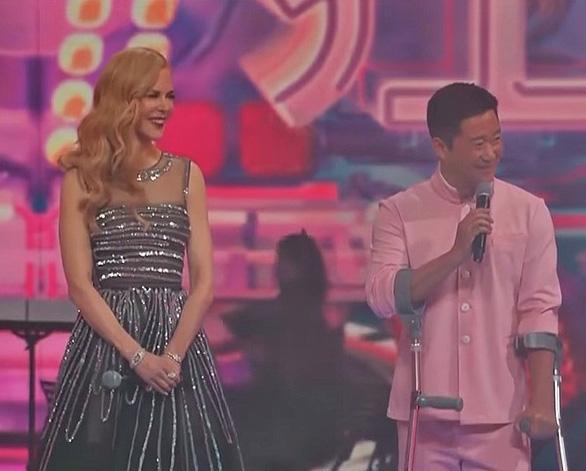 Nicole Kidman bất ngờ xuất hiện trong lễ hội âm nhạc Tianmao - Ảnh 2.