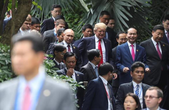 Những khoảnh khắc đáng nhớ của APEC 2017 - Ảnh 2.
