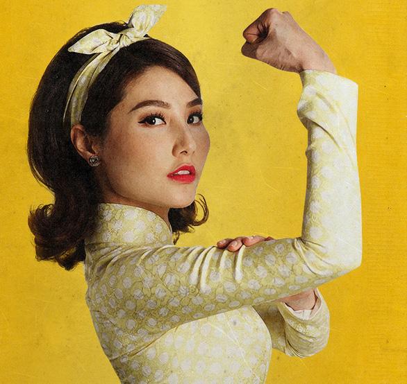Ngô Thanh Vân gửi lời chào nữ quyền trước khi đến Busan - Ảnh 4.