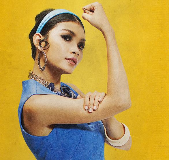 Ngô Thanh Vân gửi lời chào nữ quyền trước khi đến Busan - Ảnh 5.
