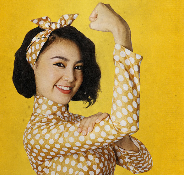 Ngô Thanh Vân gửi lời chào nữ quyền trước khi đến Busan - Ảnh 7.
