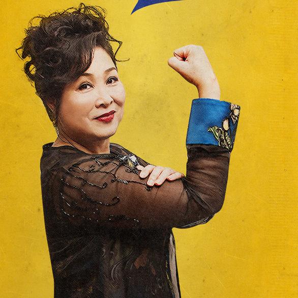 Ngô Thanh Vân gửi lời chào nữ quyền trước khi đến Busan - Ảnh 8.