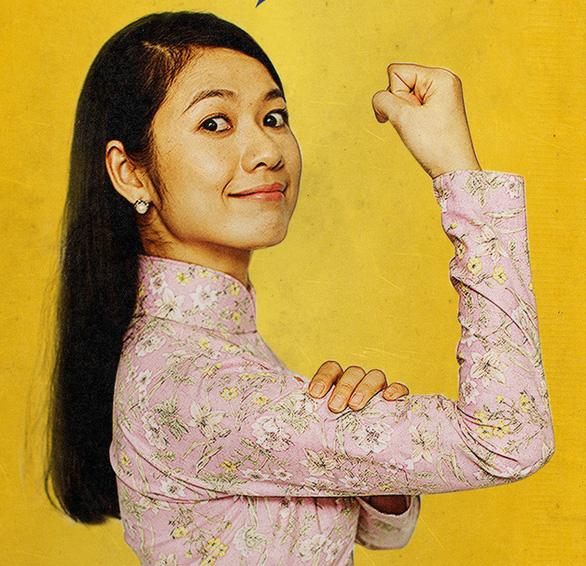 Ngô Thanh Vân gửi lời chào nữ quyền trước khi đến Busan - Ảnh 9.