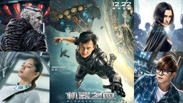 Những bộ phim được chờ đón trên màn ảnh Hoa ngữ tháng 12 - Ảnh 7.