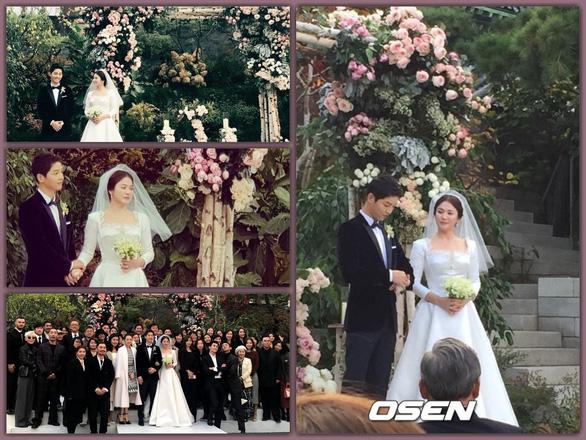 Những điều khiến fan phát điên trong đám cưới Song - Song - Ảnh 11.
