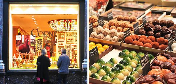 Đến Brussels làm chocolate - Ảnh 6.