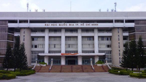 ĐH Quốc gia TP.HCM cho sinh viên nghỉ học đến hết tháng 2 - Ảnh 1.
