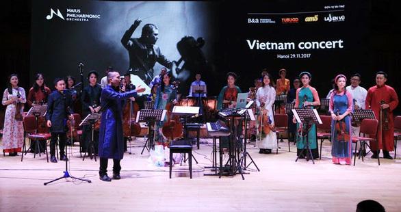 Vietnam Concert và chất điên của dàn nhạc 9x Maius Philharmonic - Ảnh 7.