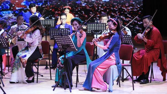 Vietnam Concert và chất điên của dàn nhạc 9x Maius Philharmonic - Ảnh 8.