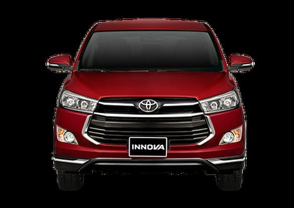 Toyota Innova Venturer giá 855 triệu ra mắt thị trường VN - Ảnh 1.