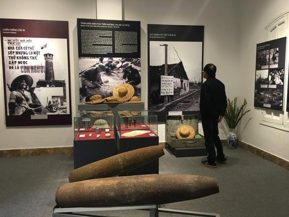 Nhiều hiện vật tái hiện trận Điện Biên Phủ trên không - Ảnh 12.