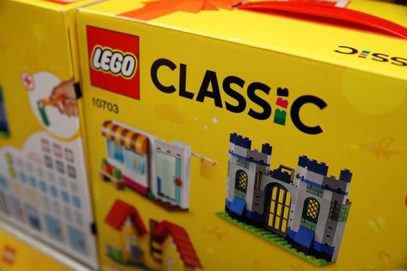 Lego lần đầu thắng kiện bản quyền ngay ở Trung Quốc - Ảnh 1.