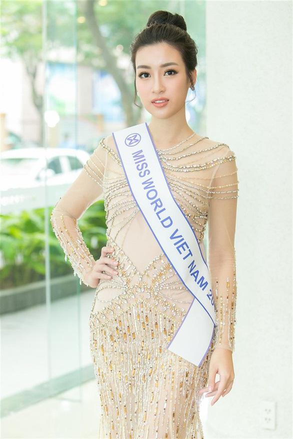 Hoa hậu Mỹ Linh vào Top 20 người đẹp nhân ái Miss World - Ảnh 1.