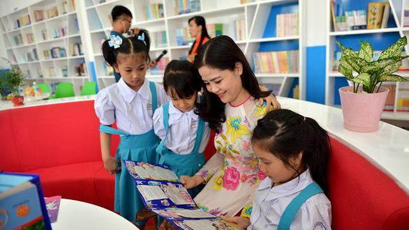 Khánh thành thư viện sách do Chủ tịch nước tài trợ - Ảnh 2.