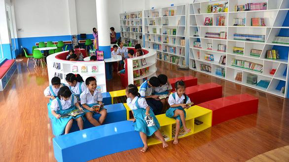 Khánh thành thư viện sách do Chủ tịch nước tài trợ - Ảnh 4.