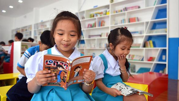 Khánh thành thư viện sách do Chủ tịch nước tài trợ - Ảnh 5.