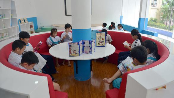 Khánh thành thư viện sách do Chủ tịch nước tài trợ - Ảnh 6.