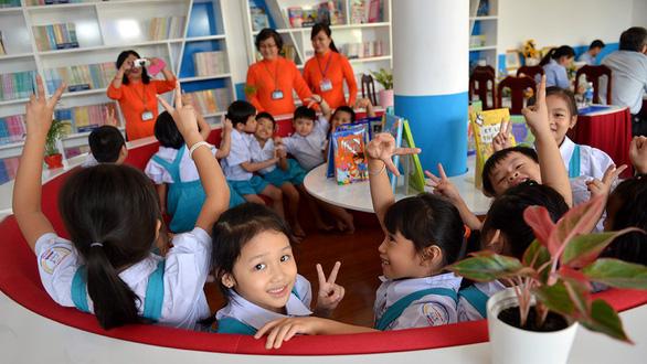Khánh thành thư viện sách do Chủ tịch nước tài trợ - Ảnh 8.