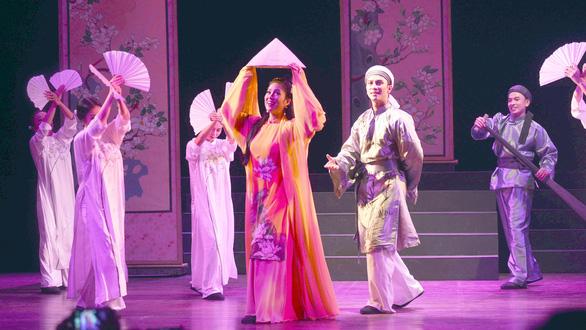 Sau Bí mật vườn Lệ Chi, Ngàn năm tình sử, Thành Lộc trở lại với Tiên Nga - Ảnh 1.